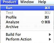 Xcode Project Build