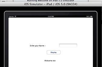 iPad Simulator
