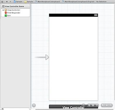 Xcode Interface Builder