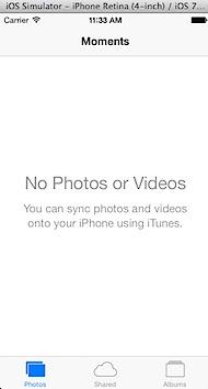 No Photos or Videos