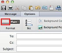 Outlook 2011 Preferences