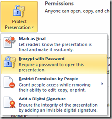 Encrypt with Password
