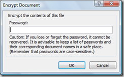 Encrypt Document