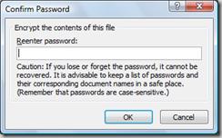 Confirm Password