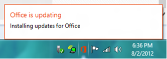 Windows 8 task bar