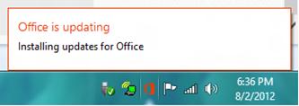 Windows 8 task bar