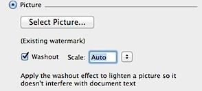 Picture Watermark Word 2011 Mac